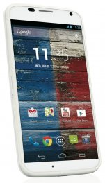 Motorola Moto X 16GB WiFi GPS Android 4G LTE WHITE Phone Sprint