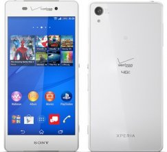 Sony Xperia Z3V 32GB 21MP Camera White 4G LTE Android Phone for Verizon