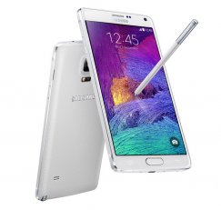 Samsung Galaxy Note 4 N910A 32GB Unlocked GSM 4G LTE Android Phone in Pearl White