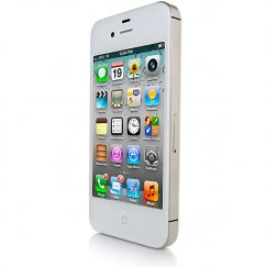 Apple iPhone 4S 16GB 4G LTE Bluetooth GPS White Phone Sprint