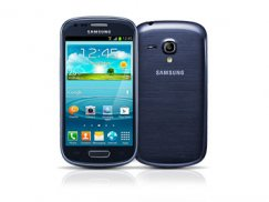 Samsung Galaxy S3 mini 8GB 4G LTE BLUE Android Phone Unlocked