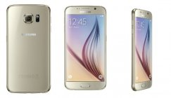 Samsung Galaxy S6 32GB 16MP Camera Super AMOLED Display 4G ATT Android Phone in Platinum Gold